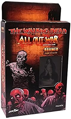 The Walking Dead: All Out War - Roamer Booster by Mantic Games