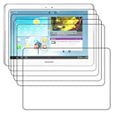 ebestStar - Pack x5 Film Protection Compatible avec Samsung Galaxy Tab 2 10.1, GT-P5110 P5100...