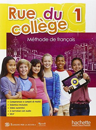 Rue Du College 1: Pack. Con Openbook [Lingua francese]