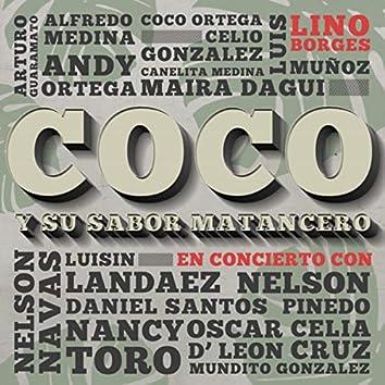 Coco y Su Sabor Matancero en Concierto con Lino Borges (En Vivo)
