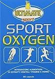 Ultimate Italia Sport Oxygen Integratore di Vitamine e Fetto, Neutro, 30 Capsule