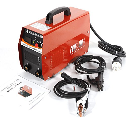 BoTaiDaHong Electric Welder ARC/MMA DC Inverter Welder 110V 20-180A AMP IGBT Electric Welding...