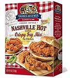 Calhoun Bend Mill Nashville Hot Crispy Fry Mix for Chicken - 8 oz