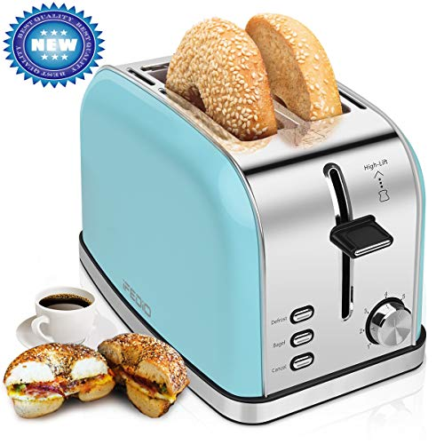 2-Slice-Toasters Bread Stainless...