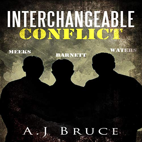 Couverture de Interchangeable Conflict
