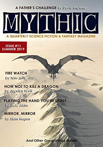 Mythic #11: Summer 2019 (English Edition)
