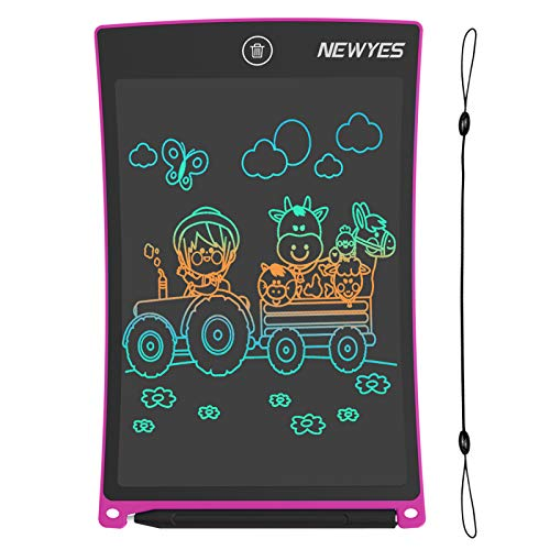 Image of NEWYES 8.5 Inches Colorful...: Bestviewsreviews