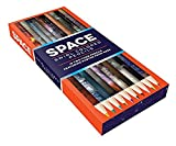 Space Swirl Colored Pencils: 10 Two-Tone Pencils Featuring Photos from NASA