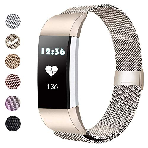 BeYself Compatible para Fitbit Charge 2 Correa