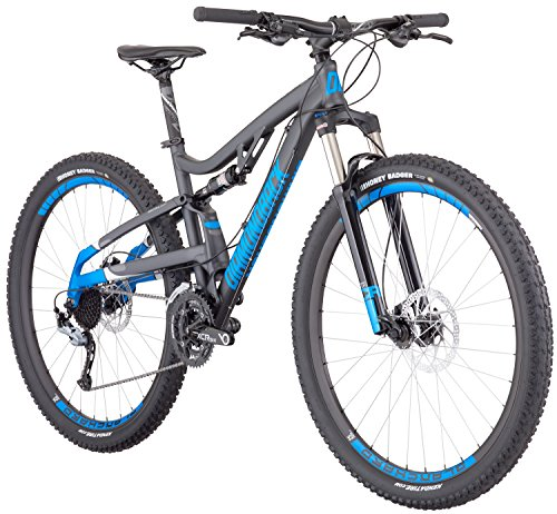 Diamondback Bicycles Recoil Comp 29er Full Suspension 18' Frame Mountain Bike, Medium/29, Silver