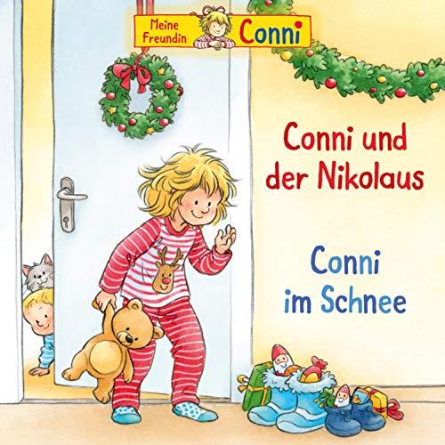Couverture de Conni und der Nikolaus / Conni im Schnee