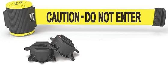 Mgntic Belt Barrier, Caution Do Not Enter