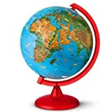 Nova Rico–Globo Geografico iluminado Zoo Globe à & # x2DC; 26cm No