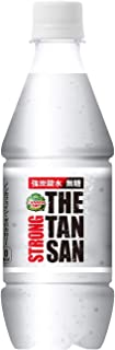 [強炭酸水]コカ・コーラ カナダドライ ザ・タンサン・ストロング 430mlPET×48本