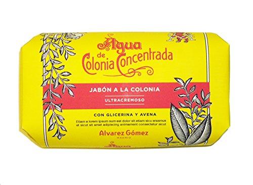 Álvarez Gómez - Jabón Pastilla Aroma Colonia Clásica