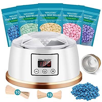 Wax Warmer Waxing Kit