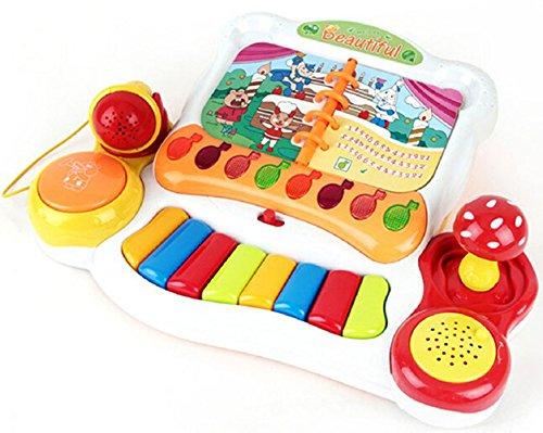 cooshional Piano Gioccatolo per bambini