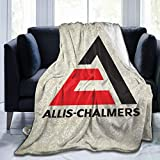 Lvanover Allis-Chalmers Blanket. Flannel Blanket is A Soft and Warm Bed Blanket, with 50' X40' 60' X50' 80' X60'
