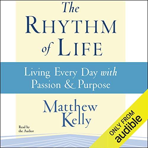The Rhythm of Life audiobook cover art