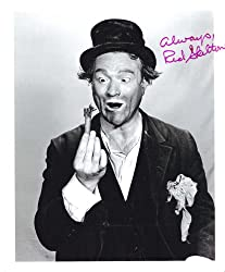 Red Skelton as Freddie the Freeloader - buy from Amazon.com