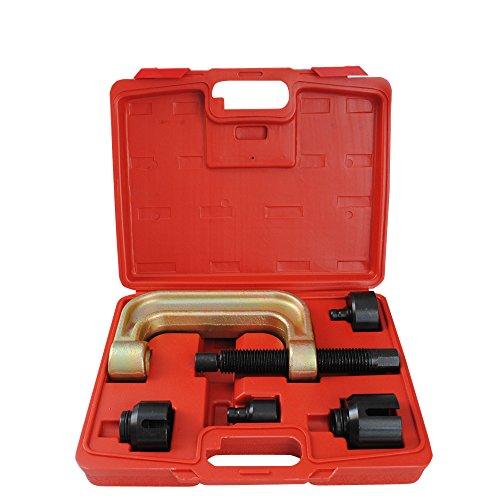 CCLIFE Kugelgelenk Ausdrücker Traggelenk Abzieher Montage Werkzeug Set W211 220 230 ES Klasse