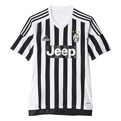 Adidas Juventus Home Jersey-WHITE (S)