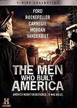 MEN WHO BUILT AMERICA(3DISC) MEN WHO BUILT AMERICA(3DISC)