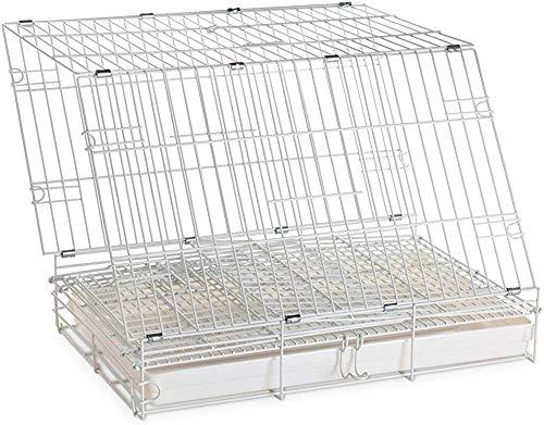 Parrot gabbia coniglio gabbia grande gabbia di volo promozionale gabbia piccione crittografia wire,White