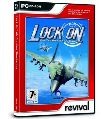 Lock On: Air Combat Simulation (PC CD)