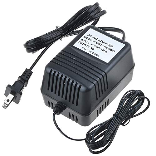 Superhorse New 20V AC/AC Adapter for AC20V Digitech Harman Pro Group Model PS2008 P52008 HPRO HIPRO 20VAC Power Supply Cord Cable PS Battery Charger Mains PSU