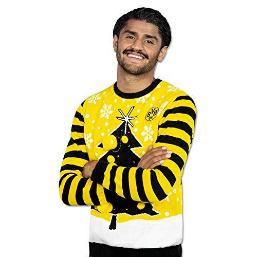 Borussia Dortmund BVB-Weihnachtspullover 2019 L