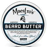 Maestro's Classic Mark of a Man Beard Butter, 8 Ounce
