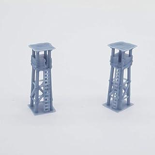 Outland Models 鉄道模型風景 モデルものみの塔セット1/220 Zゲージ