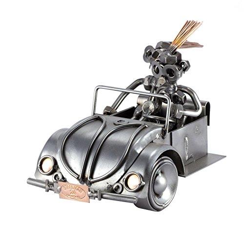 Steelman24 I Profesor De Autoescuela con Grabado Personal I Made in Germany I Idea para Regalo