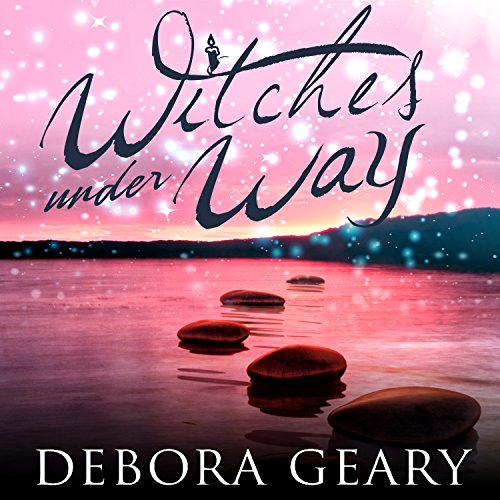 Witches Under Way audiobook cover art