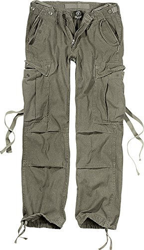 Brandit M65 Ladies Trouser Oliv W34