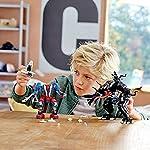 LEGO Marvel - Mech di Spiderman vs. Venom