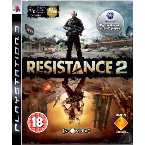 [Import Anglais]Resistance 2 Game PS3