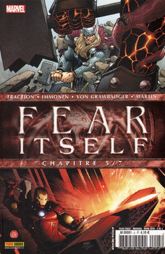 Fear itself tome 5