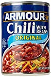 Armour Star Chili With Beans, 14 oz.