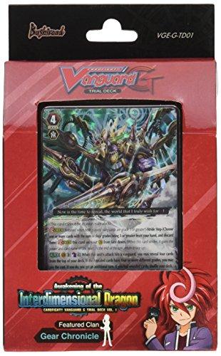 vanguard gear chronicle - 1