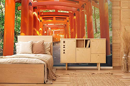Oedim Fotomural Vinilo para Pared Japón   Fotomural para Paredes   Mural   Fotomural Vinilo Decorativo   200 x 150 cm   Decoración comedores, Salones, Habitaciones