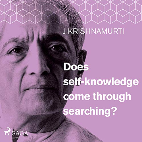 Does self-knowledge come through searching? cover art