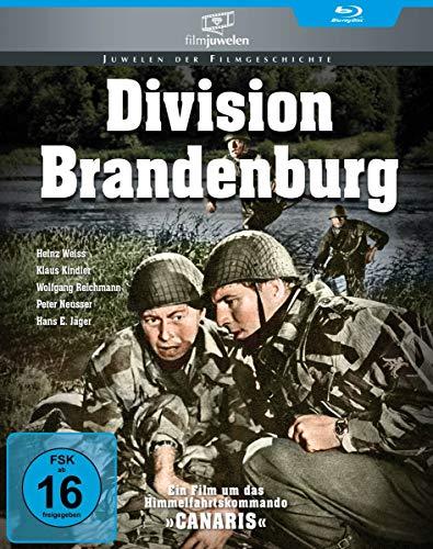 Division Brandenburg (Filmjuwelen) [Blu-ray]