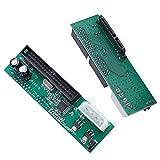 Zunate Adaptateur de Disque Dur parallèle ATA Pata IDE vers Sata Serial ATA - pour...