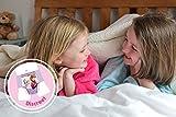 Huggies DryNites Girl hochabsorbierende Pyjamahosen Unterhosen für Mädchen 3-5 Jahre, 6x 10 Stück - 6