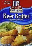 McCormick Golden Dipt Beer Batter Mix, 10 OZ