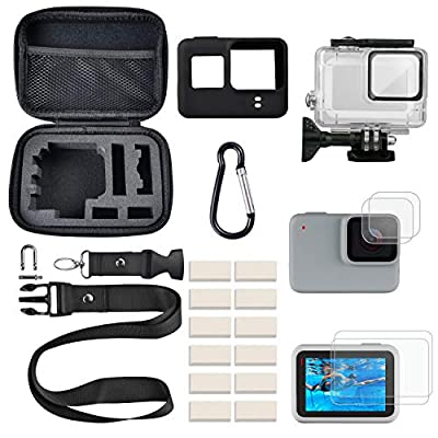 FINEST+ Accessories Kit for GoPro Hero 8 from