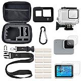 FINEST+ Waterproof Kit for GoPro Hero 8 (Filter Kit for GoPro Hero 7 Black)