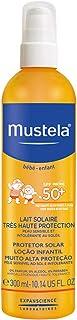 Mustela Solar Milk, eficaz y suave para la piel, alta